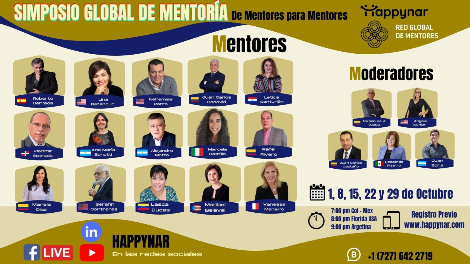 SIMPOSIO GLOBAL DE MENTORIA