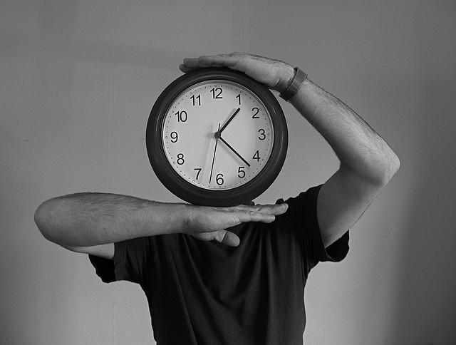 Urge para hoy. El reto de hacer todo en poco tiempo.